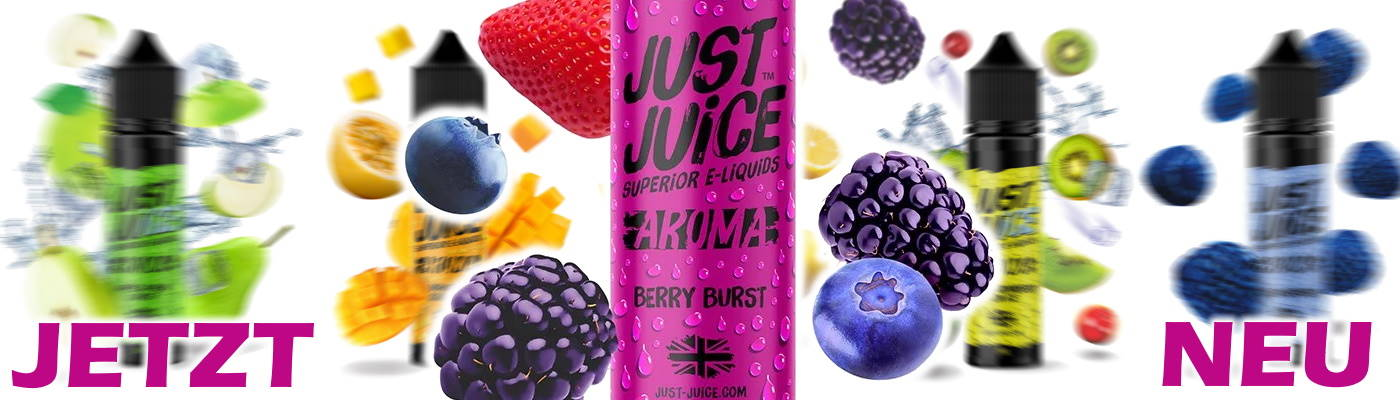 Just Juice Aromen