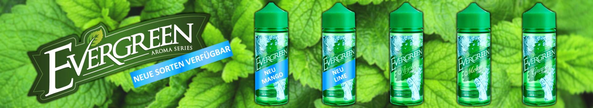 Evergreen - Aromen