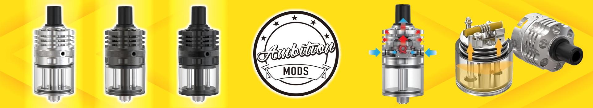 Ambition Mods - Ripley MTL / RDL RDTA Selbstw
