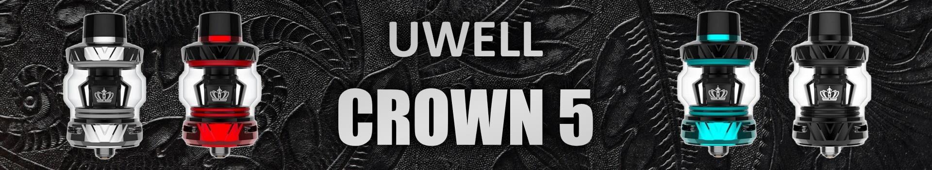 Uwell - Crown 5 Tank Verdampfer