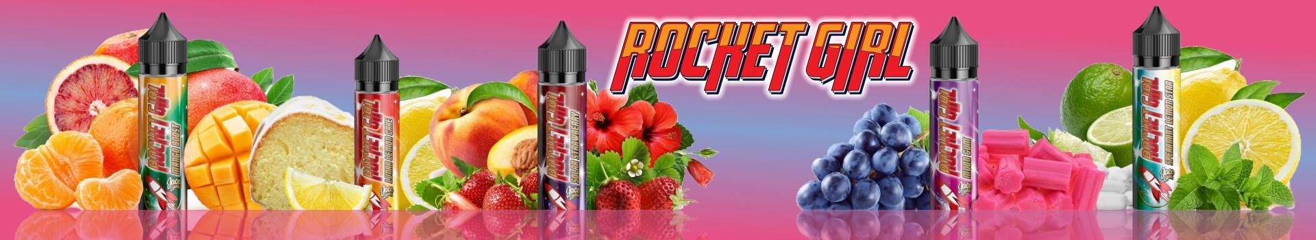 Rocketgirl - Aromen