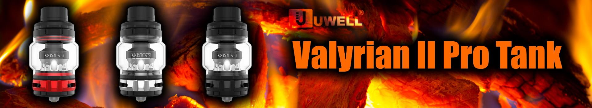 Uwell - Valyrian 2 Pro Tank Verdampfer