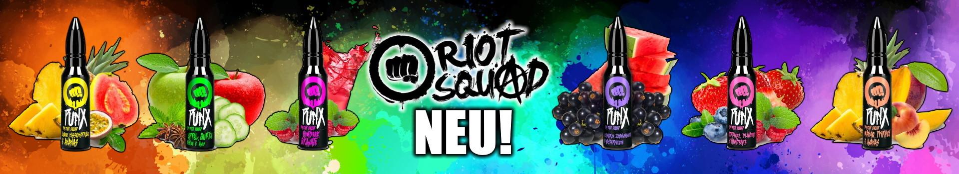 Riot Squad - Punx Aromen