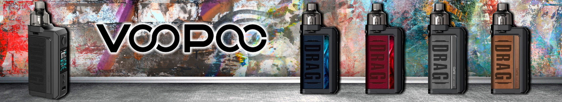 Voopoo - Drag Max Pod Kit
